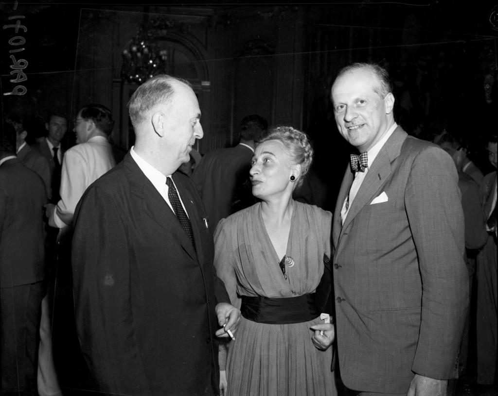 [Philip W. Bonsal Party for Ambassador C. Tyler Wood]