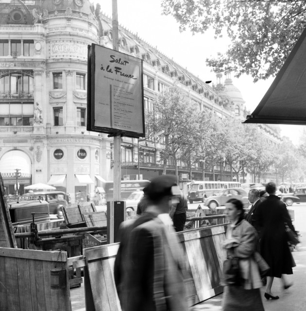 "[""Salut a la France"" Posters]"