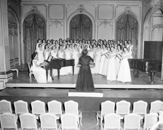 [Smith College Singers' Concert]