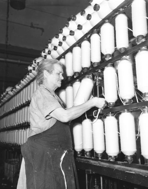 [Spinning Mill Near Rouen Menibus Co.]