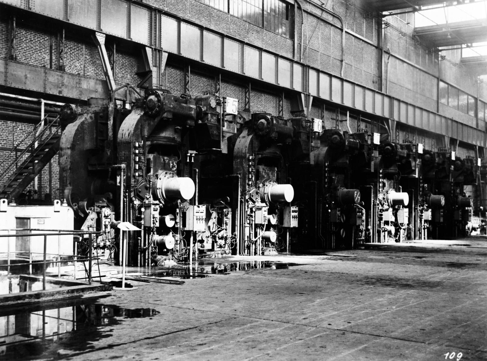[USINOR Steel Mill - Montatair and Denain]