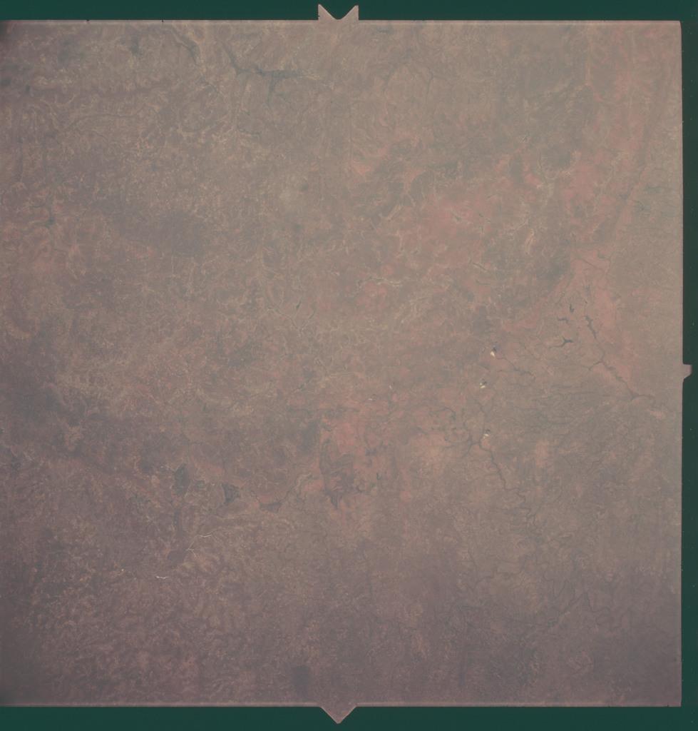 AS06-02-0959 - Apollo 6 - Apollo 6 Mission Image - Mali, the Ivory Coast, and Upper Volta