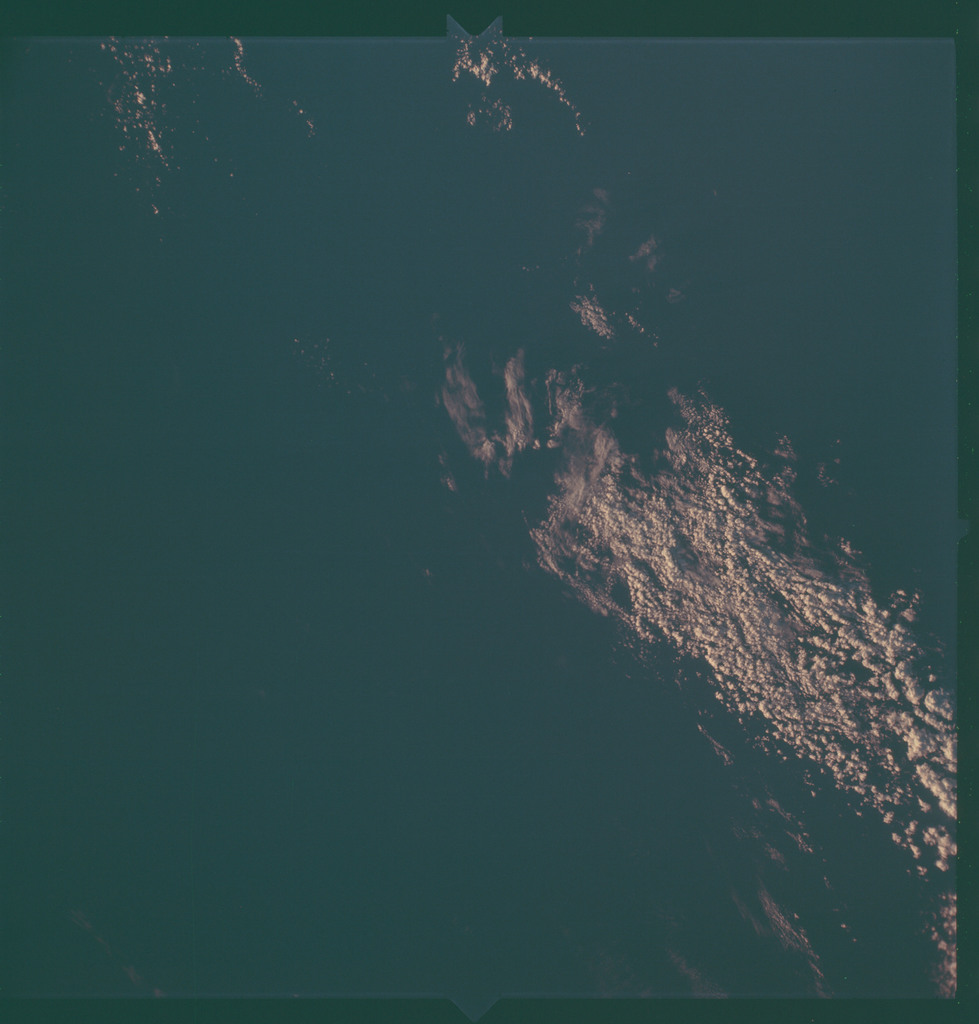 AS06-02-1060 - Apollo 6 - Apollo 6 Mission Image - Mozambique Channel