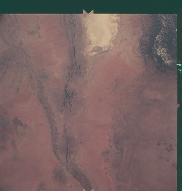 AS06-02-1448 - Apollo 6 - Apollo 6 Mission Image - Mexico, New Mexico and Texas