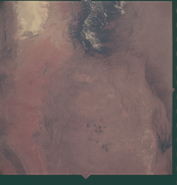 AS06-02-1449 - Apollo 6 - Apollo 6 Mission Image - Mexico, New Mexico and Texas