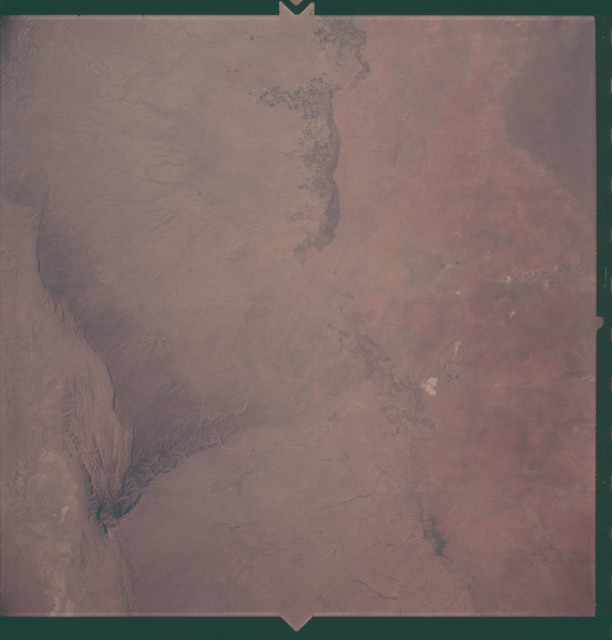 AS06-02-1451 - Apollo 6 - Apollo 6 Mission Image - New Mexico and Texas