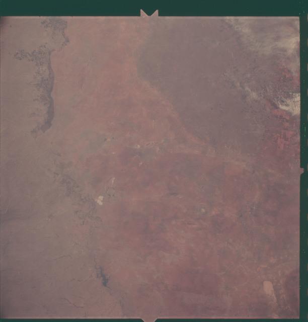 AS06-02-1452 - Apollo 6 - Apollo 6 Mission Image - New Mexico and Texas