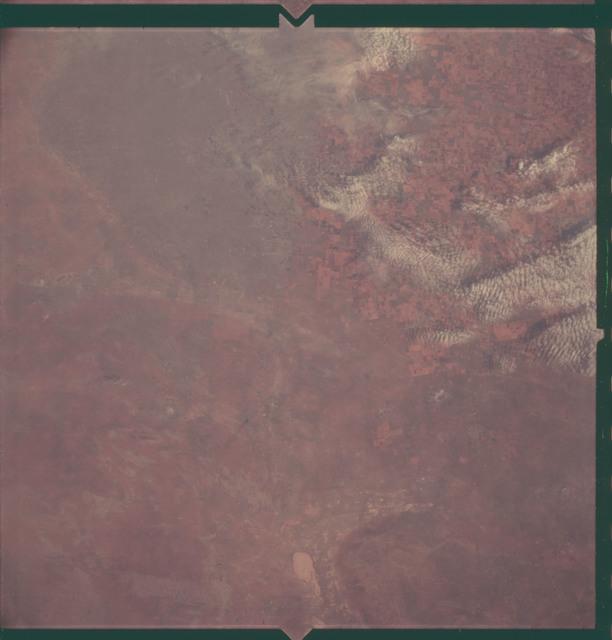 AS06-02-1453 - Apollo 6 - Apollo 6 Mission Image - New Mexico and Texas