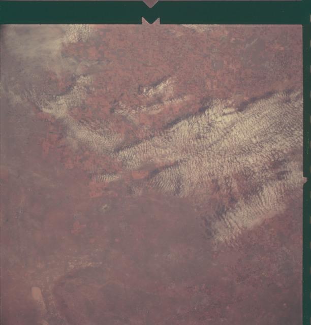 AS06-02-1454 - Apollo 6 - Apollo 6 Mission Image - New Mexico and Texas