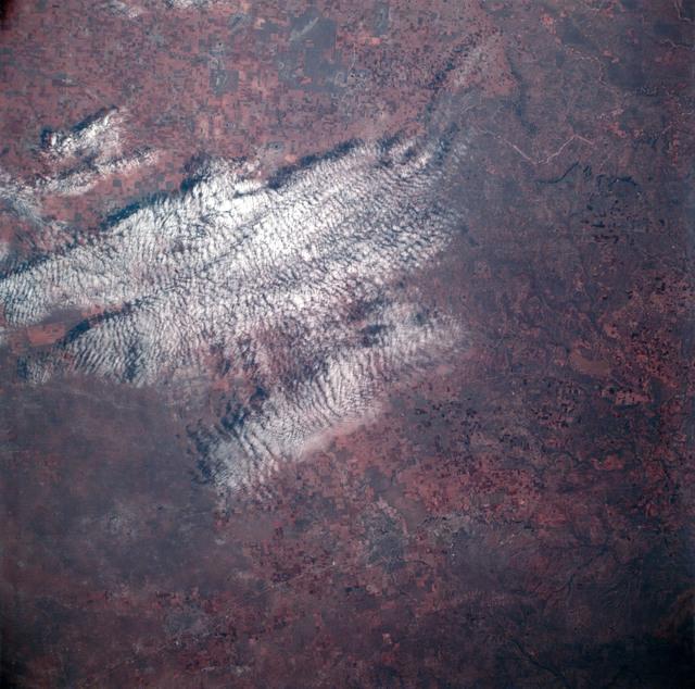 AS06-02-1455 - Apollo 6 - Apollo 6 Mission Image - Texas