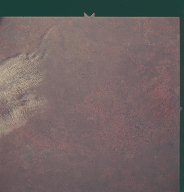 AS06-02-1456 - Apollo 6 - Apollo 6 Mission Image - Texas