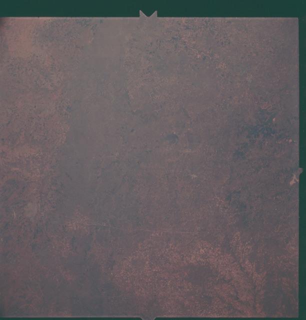 AS06-02-1459 - Apollo 6 - Apollo 6 Mission Image - Texas