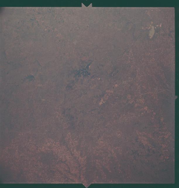 AS06-02-1460 - Apollo 6 - Apollo 6 Mission Image - Texas