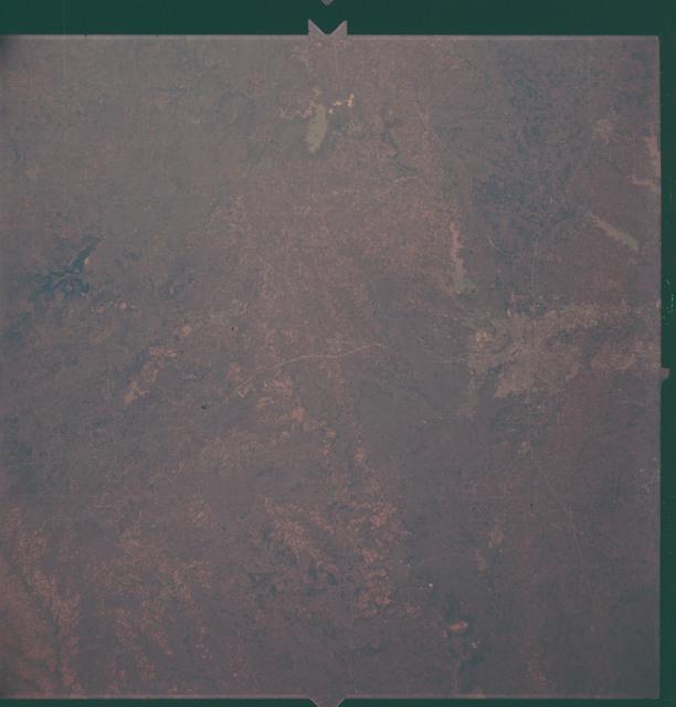 AS06-02-1461 - Apollo 6 - Apollo 6 Mission Image - Texas