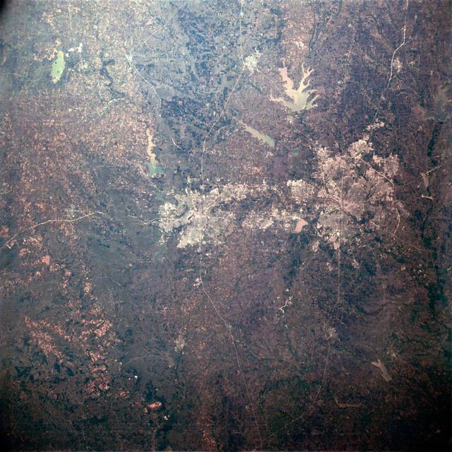AS06-02-1462 - Apollo 6 - Apollo 6 Mission Image - Texas
