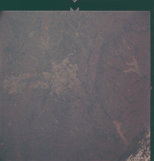 AS06-02-1463 - Apollo 6 - Apollo 6 Mission Image - Texas