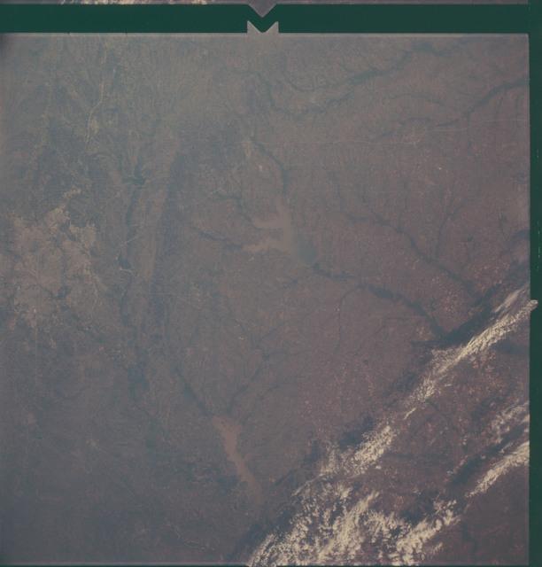 AS06-02-1464 - Apollo 6 - Apollo 6 Mission Image - Texas