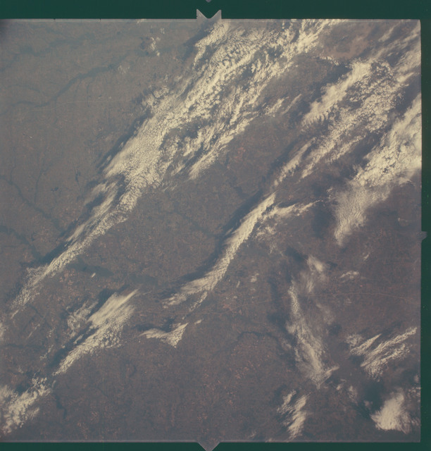 AS06-02-1466 - Apollo 6 - Apollo 6 Mission Image - Texas