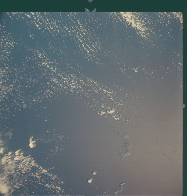 AS06-02-1493 - Apollo 6 - Apollo 6 Mission Image - Atlantic Ocean
