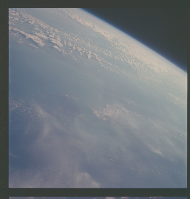 AS07-07-1770 - Apollo 7 - Apollo 7 Mission, Australia