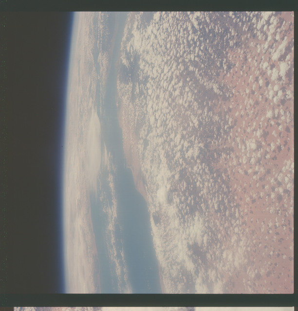 AS07-07-1776 - Apollo 7 - Apollo 7 Mission, Saudi Arabia