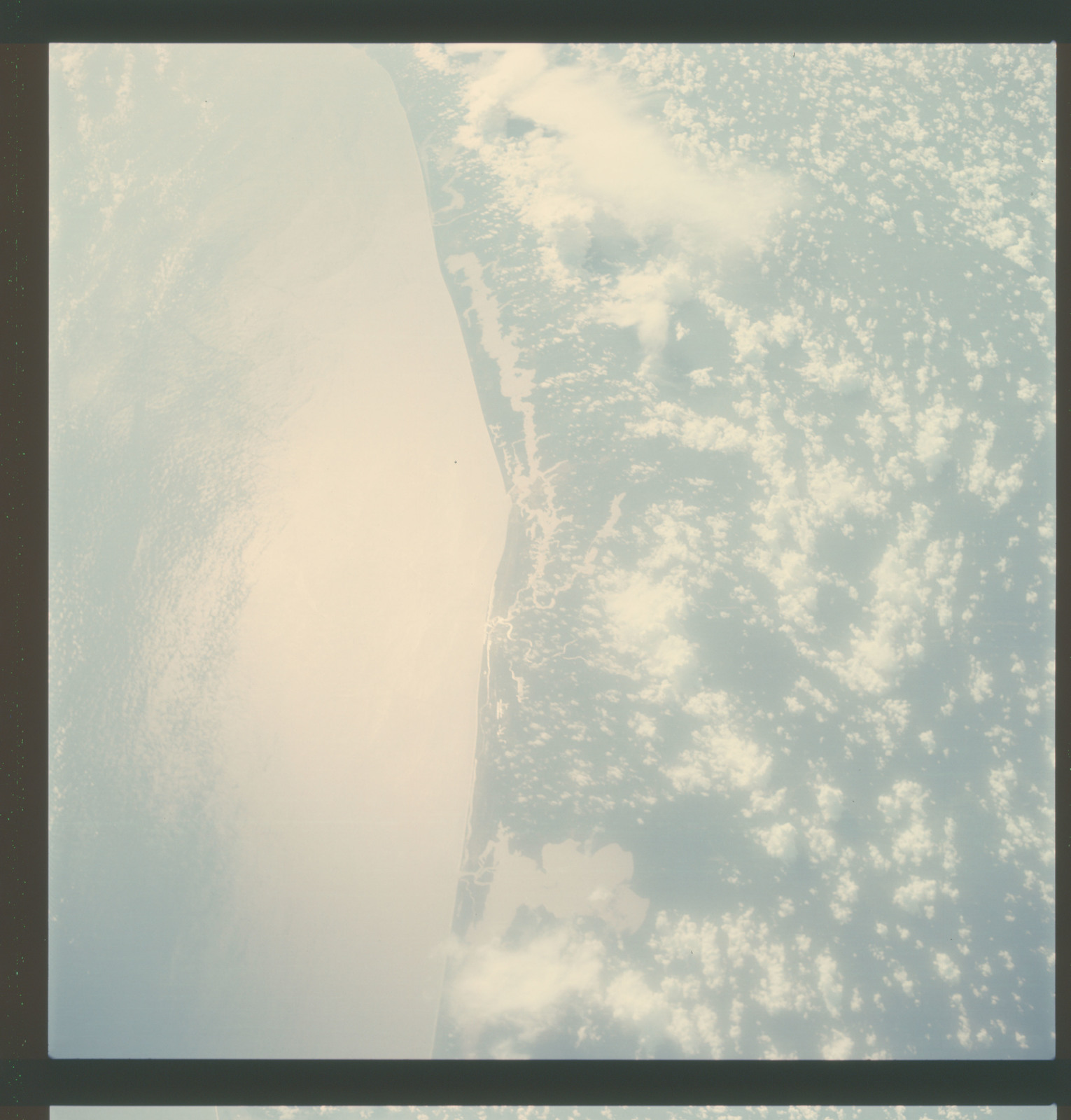 AS07-07-1783 - Apollo 7 - Apollo 7 Mission, Africa, Ghana