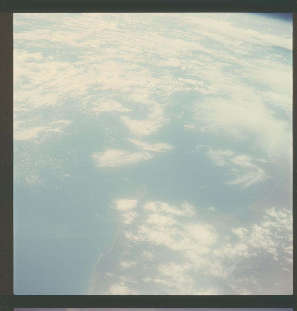 AS07-07-1785 - Apollo 7 - Apollo 7 Mission, Gabon, Africa