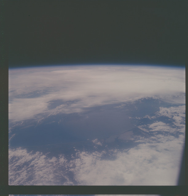 AS07-07-1802 - Apollo 7 - Apollo 7 Mission, Mexico