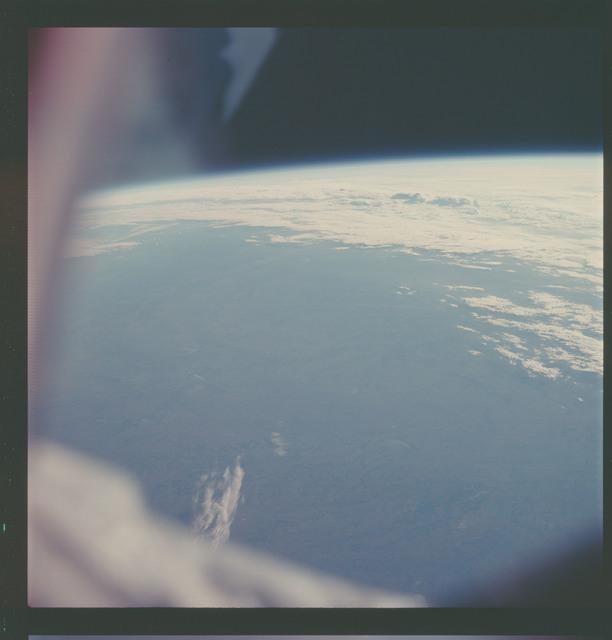 AS07-07-1863 - Apollo 7 - Apollo 7 Mission, Texas