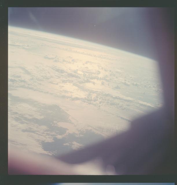 AS07-07-1864 - Apollo 7 - Apollo 7 Mission, Texas