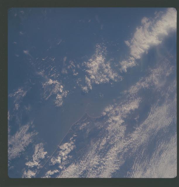 AS07-08-1893 - Apollo 7 - Apollo 7 Mission, Florida, Cape Canaveral
