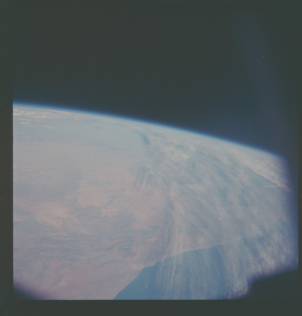 AS07-08-1921 - Apollo 7 - Apollo 7 Mission, Republic of South Africa