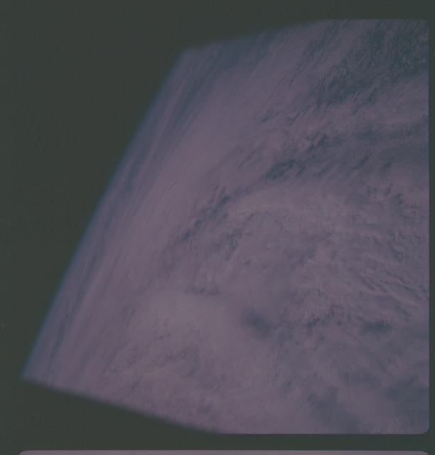 AS07-08-1929 - Apollo 7 - Apollo 7 Mission, Hurricane Gloria