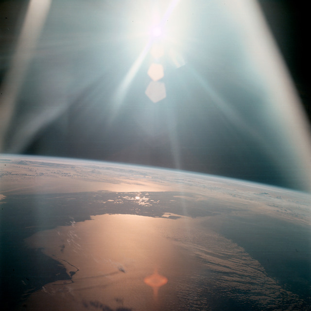 AS07-08-1933 - Apollo 7 - Apollo 7 Mission, Florida