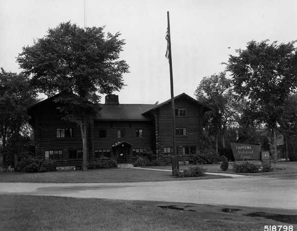 Photograph of Supervisor's Office Headquarters