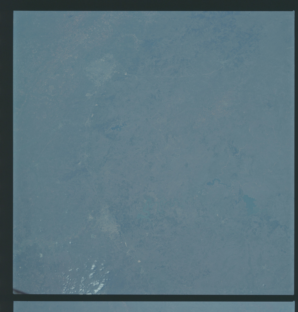 AS09-19-2986 - Apollo 9 - Apollo 9 Mission image - Earth Observation - Texas