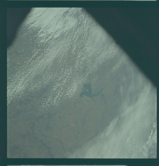 AS09-20-3146 - Apollo 9 - Apollo 9 Mission image - Texas