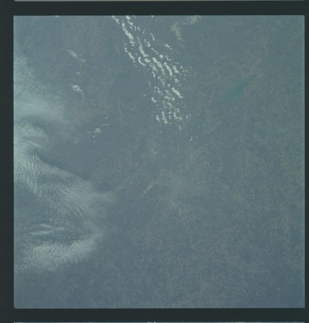 AS09-21-3266 - Apollo 9 - Apollo 9 Mission image - Earth Observations - Atlanta, Georgia