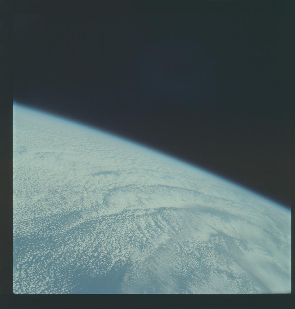 AS09-21-3277 - Apollo 9 - Apollo 9 Mission image - Earth Observations - South Carolina