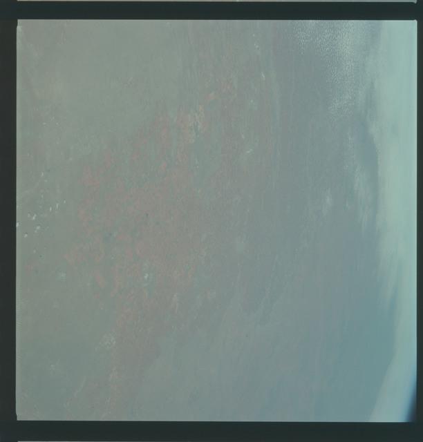 AS09-22-3333 - Apollo 9 - Apollo 9 Mission image - Earth Observations - Texas