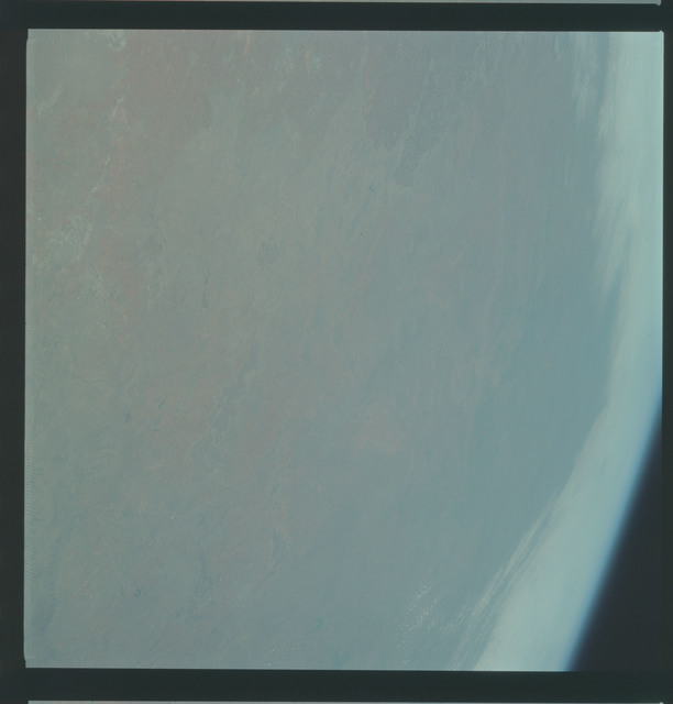 AS09-22-3335 - Apollo 9 - Apollo 9 Mission image - Earth Observations - Texas