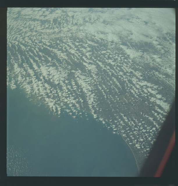 AS09-22-3420 - Apollo 9 - Apollo 9 Mission image - Earth Observations - South Carolina