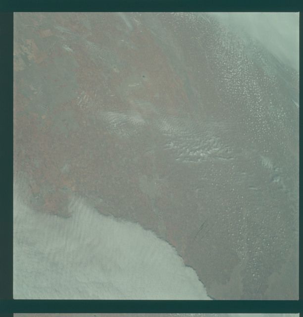 AS09-23-3575 - Apollo 9 - Apollo 9 Mission image - Earth Observation - Texas