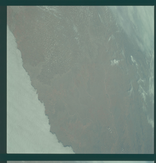 AS09-23-3577 - Apollo 9 - Apollo 9 Mission image - Earth Observation - Texas