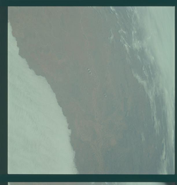 AS09-23-3579 - Apollo 9 - Apollo 9 Mission image - Earth Observation - Texas