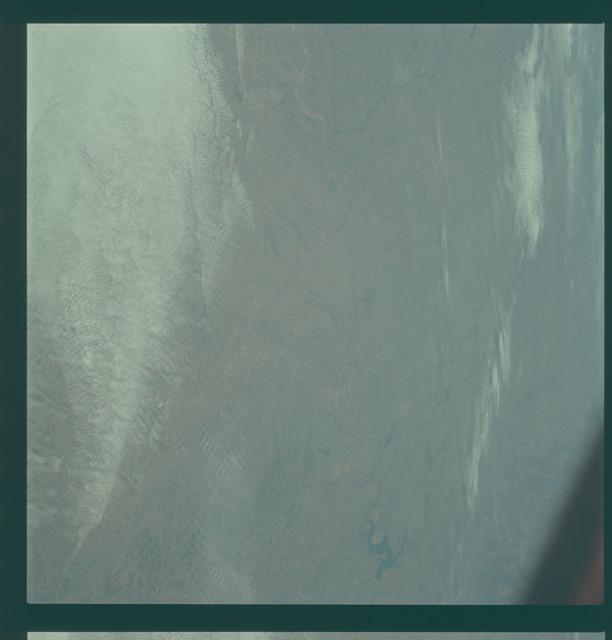 AS09-23-3582 - Apollo 9 - Apollo 9 Mission image - Earth Observation - Texas