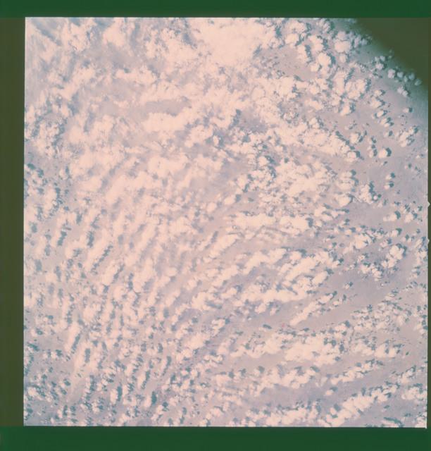 AS09-26A-3717A - Apollo 9 - Apollo 9 Mission image - S0-65 Multispectral Photography - Texas, Mexico