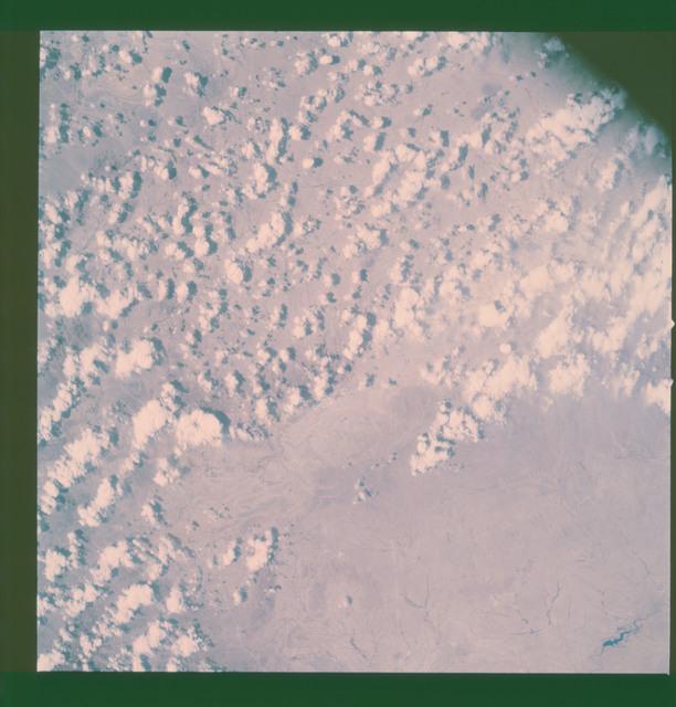 AS09-26A-3721A - Apollo 9 - Apollo 9 Mission image - S0-65 Multispectral Photography - Texas