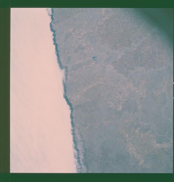 AS09-26A-3787A - Apollo 9 - Apollo 9 Mission image - S0-65 Multispectral Photography - Texas