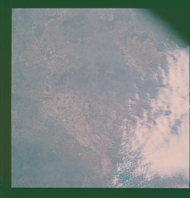 AS09-26A-3809A - Apollo 9 - Apollo 9 Mission image - S0-65 Multispectral Photography - Texas